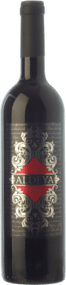 7,95 € Free Shipping | Red wine Pago de Aylés Aldeya Joven D.O. Cariñena Aragon Spain Grenache Bottle 75 cl