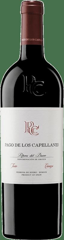 19,95 € Envoi gratuit   Vin rouge Pago de los Capellanes Crianza D.O. Ribera del Duero Castille et Leon Espagne Tempranillo Bouteille 75 cl