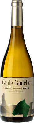 19,95 € Envoi gratuit | Vin blanc Pago del Vicario Go de Godello Crianza D.O. Bierzo Castille et Leon Espagne Godello Bouteille 75 cl
