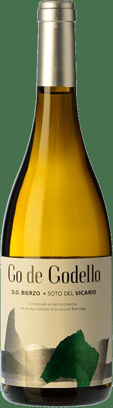 19,95 € Free Shipping | White wine Pago del Vicario Go de Godello Crianza D.O. Bierzo Castilla y León Spain Godello Bottle 75 cl