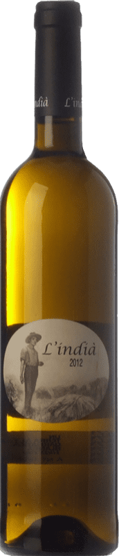 9,95 € Free Shipping   White wine Pagos de Híbera L'Indià Blanc D.O. Terra Alta Catalonia Spain Grenache White Bottle 75 cl