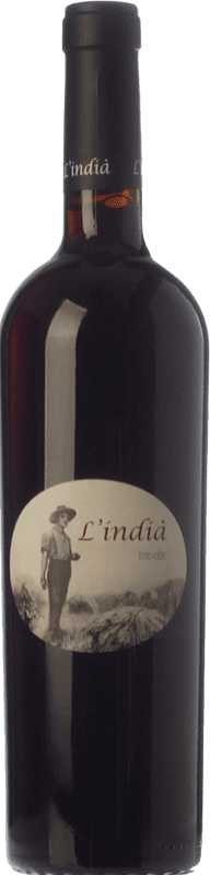 9,95 € Free Shipping   Red wine Pagos de Híbera L'Indià Roble D.O. Terra Alta Catalonia Spain Grenache, Carignan Bottle 75 cl