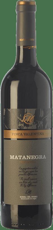 37,95 € Envoi gratuit   Vin rouge Pagos de Matanegra Vendimia Seleccionada Crianza D.O. Ribera del Duero Castille et Leon Espagne Tempranillo Bouteille 75 cl