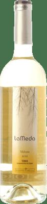 4,95 € Free Shipping | White wine Pagos del Rey Finca La Meda Joven D.O. Toro Castilla y León Spain Malvasía Bottle 75 cl