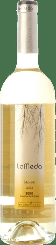 3,95 € Envoi gratuit   Vin blanc Pagos del Rey Finca La Meda Joven D.O. Toro Castille et Leon Espagne Malvasía Bouteille 75 cl