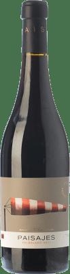 37,95 € Kostenloser Versand | Rotwein Paisajes Valsalado Crianza D.O.Ca. Rioja La Rioja Spanien Tempranillo, Grenache, Graciano, Mazuelo Magnum-Flasche 1,5 L