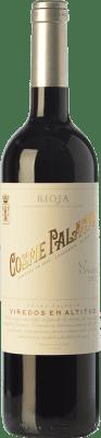 17,95 € Kostenloser Versand | Rotwein Palacio Cosme Crianza D.O.Ca. Rioja La Rioja Spanien Tempranillo Flasche 75 cl