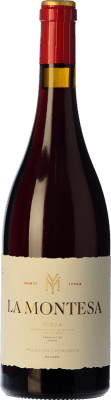 34,95 € Envoi gratuit | Vin rouge Palacios Remondo La Montesa Crianza D.O.Ca. Rioja La Rioja Espagne Tempranillo, Grenache, Mazuelo Bouteille Magnum 1,5 L