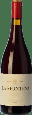 23,95 € Envío gratis | Vino tinto Palacios Remondo La Montesa Crianza D.O.Ca. Rioja La Rioja España Tempranillo, Garnacha, Mazuelo Botella Mágnum 1,5 L