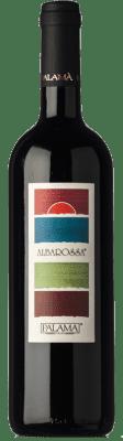 8,95 € Free Shipping   Red wine Palamà Albarossa Rosso D.O.C. Salice Salentino Puglia Italy Malvasia Black, Negroamaro Bottle 75 cl