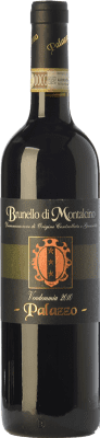 49,95 € Free Shipping | Red wine Palazzo D.O.C.G. Brunello di Montalcino Tuscany Italy Sangiovese Bottle 75 cl