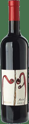 21,95 € Envoi gratuit | Vin rouge Paolo Rodaro Romain D.O.C. Colli Orientali del Friuli Frioul-Vénétie Julienne Italie Merlot Bouteille 75 cl