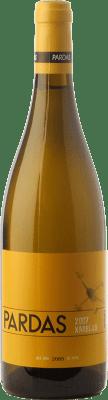22,95 € Free Shipping | White wine Pardas Crianza D.O. Penedès Catalonia Spain Xarel·lo Bottle 75 cl