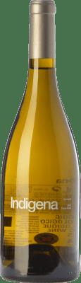 9,95 € Kostenloser Versand | Weißwein Parés Baltà Indígena Blanc D.O. Penedès Katalonien Spanien Grenache Weiß Flasche 75 cl
