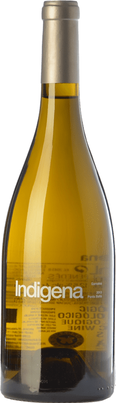 9,95 € Envío gratis | Vino blanco Parés Baltà Indígena Blanc D.O. Penedès Cataluña España Garnacha Blanca Botella 75 cl