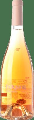9,95 € Envío gratis | Vino rosado Parés Baltà Indígena Rosé D.O. Penedès Cataluña España Garnacha Botella 75 cl