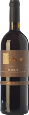 83,95 € Free Shipping | Red wine Parusso Mosconi D.O.C.G. Barolo Piemonte Italy Nebbiolo Bottle 75 cl