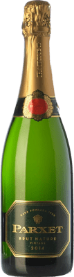 14,95 € Free Shipping | White sparkling Parxet Vintage Brut Nature Reserva D.O. Cava Catalonia Spain Macabeo, Parellada, Pensal White Bottle 75 cl | Thousands of wine lovers trust us to get the best price guarantee, free shipping always and hassle-free shopping and returns.