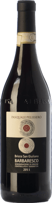 33,95 € Free Shipping | Red wine Pasquale Pelissero Bricco San Giuliano D.O.C.G. Barbaresco Piemonte Italy Nebbiolo Bottle 75 cl