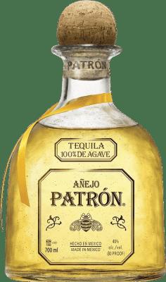 73,95 € Free Shipping | Tequila Patrón Añejo Mexico Bottle 70 cl