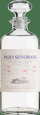 17,95 € Free Shipping | Marc Pazo de Señoráns D.O. Orujo de Galicia Galicia Spain Half Bottle 50 cl