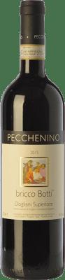 22,95 € Free Shipping | Red wine Pecchenino Superiore Bricco Botti D.O.C.G. Dolcetto di Dogliani Superiore Piemonte Italy Dolcetto Bottle 75 cl