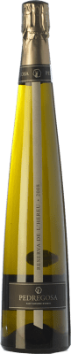 17,95 € Free Shipping | White sparkling Pedregosa L'Hereu Reserva D.O. Cava Catalonia Spain Pinot Black, Macabeo, Xarel·lo Bottle 75 cl