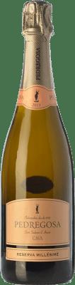 9,95 € Free Shipping | White sparkling Pedregosa Millésime Reserva D.O. Cava Catalonia Spain Pinot Black, Chardonnay Bottle 75 cl