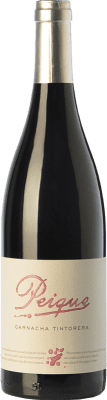 35,95 € Free Shipping | Red wine Peique Reserva D.O. Bierzo Castilla y León Spain Grenache Tintorera Bottle 75 cl