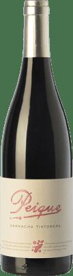 43,95 € Free Shipping | Red wine Peique Reserva D.O. Bierzo Castilla y León Spain Grenache Tintorera Bottle 75 cl