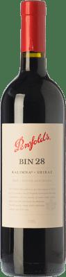 34,95 € Free Shipping | Red wine Penfolds Bin 28 Kalimna Shiraz Crianza I.G. Southern Australia Southern Australia Australia Syrah Bottle 75 cl