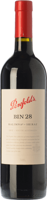 34,95 € Envío gratis | Vino tinto Penfolds Bin 28 Kalimna Shiraz Crianza I.G. Southern Australia Southern Australia Australia Syrah Botella 75 cl
