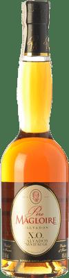44,95 € Envío gratis | Calvados Père Magloire X.O. Extra Old I.G.P. Calvados Pays d'Auge Francia Media Botella 50 cl