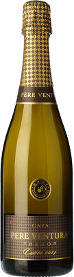 22,95 € Free Shipping | White sparkling Pere Ventura Tresor Brut Nature D.O. Cava Catalonia Spain Macabeo, Xarel·lo, Parellada Bottle 75 cl