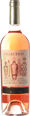 9,95 € Free Shipping | Rosé wine Perelada Collection Rosé D.O. Empordà Catalonia Spain Grenache, Cabernet Sauvignon Bottle 75 cl