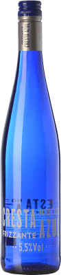 6,95 € Free Shipping | White wine Perelada Cresta Azul D.O. Empordà Catalonia Spain Muscat of Alexandria Bottle 75 cl. | Thousands of wine lovers trust us to get the best price guarantee, free shipping always and hassle-free shopping and returns.