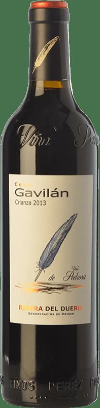 9,95 € Free Shipping | Red wine Pérez Pascuas Cepa Gavilán Crianza D.O. Ribera del Duero Castilla y León Spain Tempranillo Bottle 75 cl