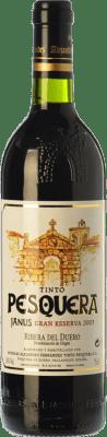 87,95 € Free Shipping | Red wine Pesquera Janus Gran Reserva 2003 D.O. Ribera del Duero Castilla y León Spain Tempranillo Bottle 75 cl