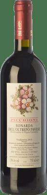 12,95 € Free Shipping   Red wine Picchioni Bonarda Vivace D.O.C. Oltrepò Pavese Lombardia Italy Croatina Bottle 75 cl