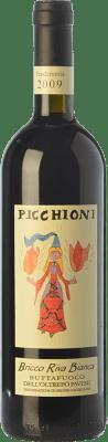 31,95 € Free Shipping   Red wine Picchioni Buttafuoco Bricco Riva Bianca D.O.C. Oltrepò Pavese Lombardia Italy Barbera, Croatina, Vespolina Bottle 75 cl