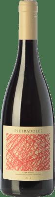 18,95 € Envoi gratuit | Vin rouge Pietradolce Rosso D.O.C. Etna Sicile Italie Nerello Mascalese Bouteille 75 cl