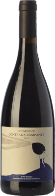 55,95 € Free Shipping | Red wine Pietradolce Rosso Rampante D.O.C. Etna Sicily Italy Nerello Mascalese Bottle 75 cl