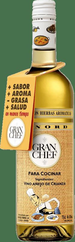 4,95 € Envoi gratuit | Vin blanc Pinord Gran Chef Joven Espagne Grenache Blanc Bouteille 75 cl