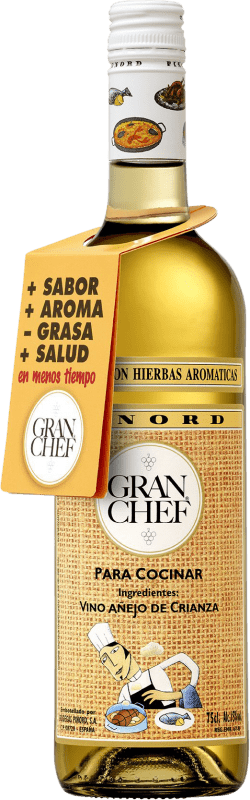 4,95 € Free Shipping | White wine Pinord Gran Chef Joven Spain Grenache White Bottle 75 cl