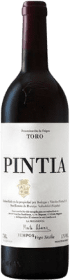 Red wine Pintia Crianza D.O. Toro Castilla y León Spain Tinta de Toro Bottle 75 cl