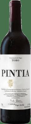 58,95 € Envío gratis | Vino tinto Pintia Crianza D.O. Toro Castilla y León España Tinta de Toro Botella 75 cl