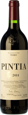 145,95 € Free Shipping | Red wine Pintia Crianza D.O. Toro Castilla y León Spain Tinta de Toro Magnum Bottle 1,5 L