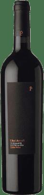 21,95 € Free Shipping | Red wine Piñol L'Avi Arrufi Vi de Guarda Crianza D.O. Terra Alta Catalonia Spain Syrah, Grenache, Carignan Bottle 75 cl