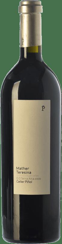 25,95 € Envoi gratuit | Vin rouge Piñol Mather Teresina Selecció Barriques Crianza D.O. Terra Alta Catalogne Espagne Grenache, Carignan, Morenillo Bouteille 75 cl