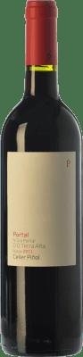 14,95 € Free Shipping | Red wine Piñol Nuestra Señora del Portal Joven D.O. Terra Alta Catalonia Spain Merlot, Syrah, Grenache, Carignan Bottle 75 cl